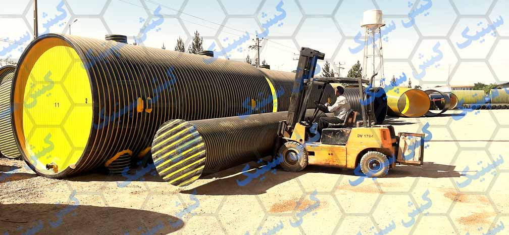 انعطاف در تولید مخزن پلی اتیلن