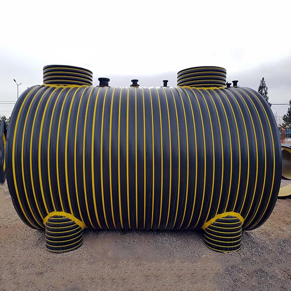 سیستم سپتیک تانک
