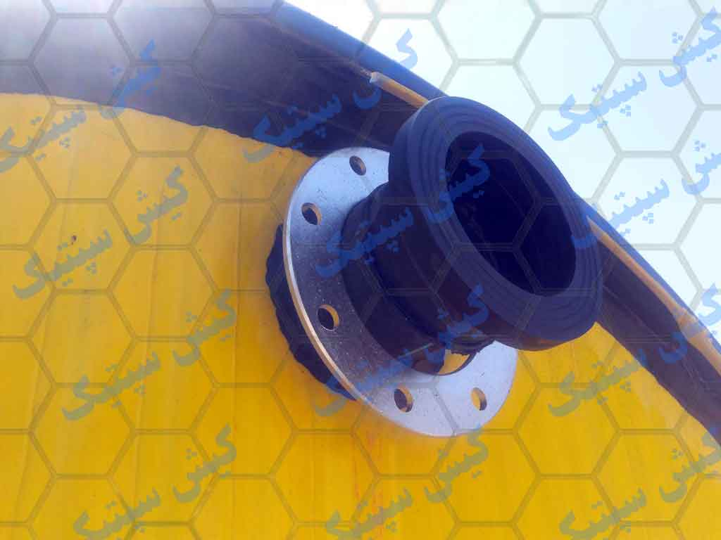 ورودی سپتیک تانک یا inlet